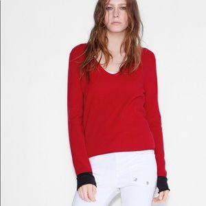 Zadig & Voltaire NOSFA C Rouge Sweater